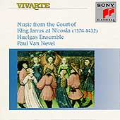 Music from the Court of King Janus / Nevel, Huelgas Ensemble