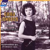 Pastoral - Emma Johnson plays British Clarinet Music