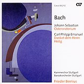 Choral Works - J.S. Bach, C.P.E. Bach / Bernius, et al