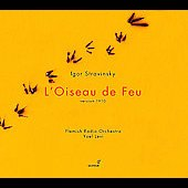 Stravinsky: L'Oiseau de feu, etc / Levi, Flemish RSO
