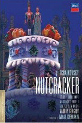 Tchaikovsky: The Nutcracker / Gergiev/Mariinsky Theatre [Blu-Ray]