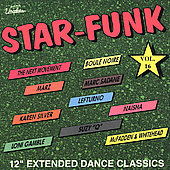 Various Artists: Star Funk, Vol. 16