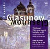 Glasunow, Alexander: Violinkonzert Op.82
