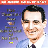 Ray Anthony: 1953 Chesterfield Shows