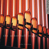 The Usher Hall Organ / John Kitchen