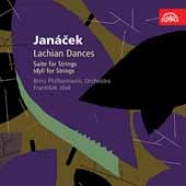 Jan&#225;cek: Orchestral Works Vol 1 / J&#237;lek, Brno State PO