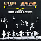 David Tudor and Gordon Mumma