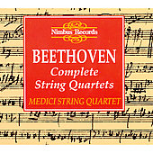 Beethoven: The Complete String Quartets / Medici Quartet