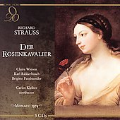 Strauss: Der Rosenkavalier / Kleiber, Watson, Fassbaender