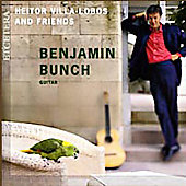 Villa-Lobos and Friends / Benjamin Burch