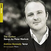Warlock: The Curlew, Songs / Andrew Kennedy, Pavao Quartet