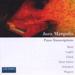 Piano Transcriptions / Jura Margulis
