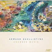 Armand Qualliotine: Chamber Works / Auros Group, et al