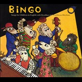 Roger Davidson: Bingo: Songs for Children in English with Brazilian and Caribbean Rhythms