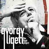 The Ligeti Project - Atmospheres, Chamber Concerto, etc  / Nott, de Leeuw, Berlin Philharmonic Orchestra, et al