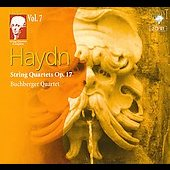Haydn: String Quartets Complete Vol 7 / Buchberger Quartet