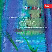 Martinu: Nipponari, Magic Nights, Czech Rhapsody / Pecková, Belohlávek, et al