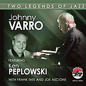 Johnny Varro: Two Legends of Jazz