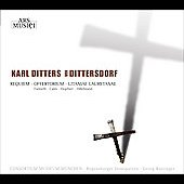 Dittersdorf: Requiem in C minor, Litany in D major, etc / Ratzinger