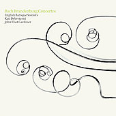 Bach: Brandenburg Concertos / John Eliot Gardiner, English Baroque Soloists