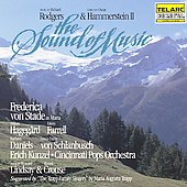 Erich Kunzel (Conductor)/Cincinnati Pops Orchestra/Frederica Von Stade: The Sound of Music [1988 Studio Cast]