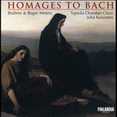 Homages to Bach: Motets by Brahms & Reger
