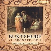 Buxtehude: VII Suonate, Op. 1