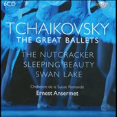 Tchaikovsky: Complete Ballets