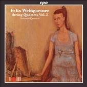 Felix Weingartner: String Quartets, Vol. 2