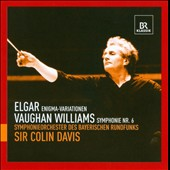 Elgar: Enigma Variations / Colin Davis