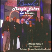 Margie Baker & Friends: Live At Rasselas