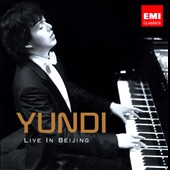 Live From Beijing / Yundi Li, piano