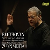 Beethoven: Symphonies Nos. 5 & 6; Creatures of Prometheus Overture