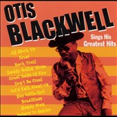 Otis Blackwell: Sings His Greatest Hits