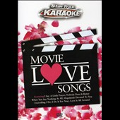 Karaoke: Movie Love Songs [DVD]