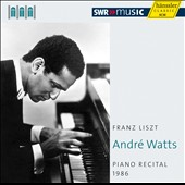 Andr&#233; Watts: Piano Recital 1986 - Franz Liszt