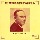 Il Mito Dell'Opera - Christy Solary