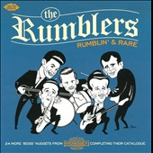 The Rumblers (Surf): Rumblin' & Rare *