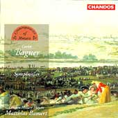 Baguer: Symphonies / Bamert, London Mozart Players