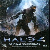 Neil Davidge: Halo 4 [Original Game Soundtrack]