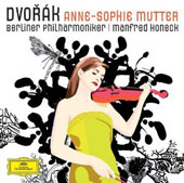 Dvorák: Violin Concerto / Anne-Sophie Mutter, violin; Berlin PO