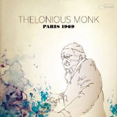 Thelonious Monk: Paris 1969 [CD/DVD]