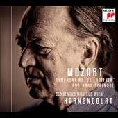 Mozart: March, K.335; Posthorn Serenade, K.320; Symphony no 35