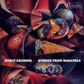 Borut Krzisnik: Stories from Magatrea