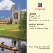 Howells & Vaughan Williams: Choral Music