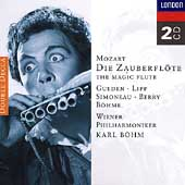 Mozart: Die Zauberfl&#246;te / B&#246;hm, Gueden, Lipp, Simoneau et al
