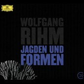 Wolfgang Rihm (b.1952): 'Jagden und Formen', for orchestra / Ensemble Modern; Dominique My