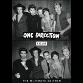 One Direction (UK): Four [Deluxe] [Digipak]