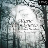 Angelo Michele Bartolotti (died before 1682): Music for a Queen / Fredrik Bock, baroque guitar