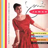 Joni James: Mood Is Swinging/Mood Is Blue/Mood Is Romance